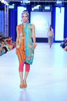 ChenOne Pareesa Collection At PFDC Sunsilk Fashion Week 2013