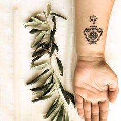 Los primeros en tatuarse fueron, precisamente, los cristianos nacidos en Tierra…