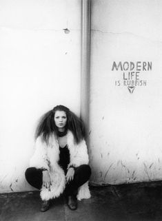 Kate Moss photographed by the late Corinne Day.