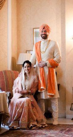 Love this couple!! Sikh Wedding, Indian Wedding Outfits, Punjabi Wedding, Wedding Men, Dream Wedding, Indian Outfits, Wedding Ideas, Couple Photography, Wedding Photography