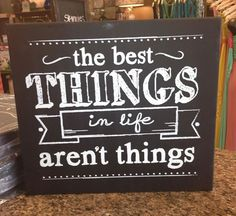 chalkboard sign sayings - Google Search