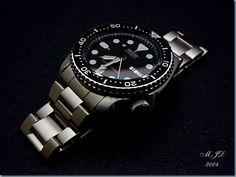The alltime classic Seiko xk007 diver Super Oyster