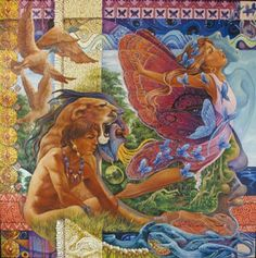 ARTE EN COLOMBIA: ALFREDO VIVERO Celebration Dance, Aztec, Street Art, Disney Characters, Fictional Characters, Illustration Art, Culture, Wall Art, History