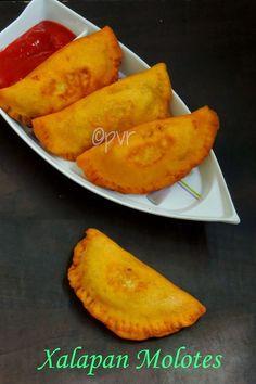 Molotes/Xalapan Molotes ~~ Xalapan Street Food
