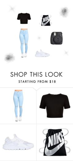 """""""CUTE"""" by smfigueroa19 on Polyvore featuring Ted Baker and NIKE"""