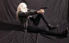 Dauntless - Action Heroine stock 13 by Mirish
