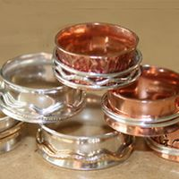 Spinner/Fidget Ring Tutorial by Melissa Muir - $9.50 : Fundametals, Essential tools for creating wire and metal jewelry.