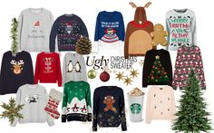 De Leukste Ugly Christmas Sweaters