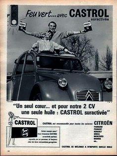 publicité Castrol
