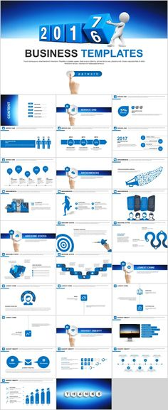 142 Best Powerpoint Template Design Free Download Images