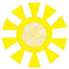 Sparkly Suncatchers Craft - The Mailbox