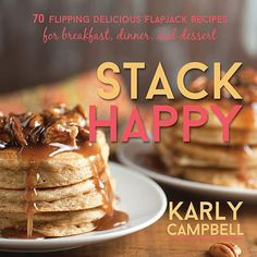 a fun cook book - Stack Happy: 70 Flipping Delicious Flapjack Recipes for Breakfast, Dinner, and Dessert by Karly Campbell Taco Casserole, Casserole Recipes, Meatball Casserole, Cool Whip, Keto Postres, Flapjack Recipe, 9x13 Baking Dish, Cheddar Cheese, Pimento Cheese