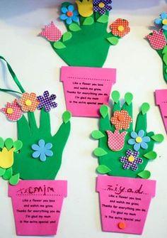 anneler günü sanat etkinlikleri (6)