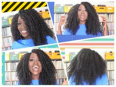Freetress water wave crochet braids
