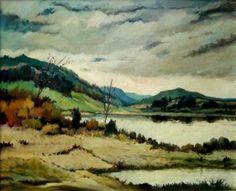 Paisagem do Rio, 1966 Rubens Bustamente Sá (Brasil, 1907-1988) óleo sobre tela, 38 x 46 cm