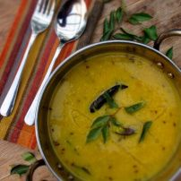 Tarka Dhal Indian Food Recipes, Vegan Recipes, Cooking Recipes, Ethnic Recipes, Dhal Curry, Malay Food, Food L, Side Dishes, Vegane Rezepte