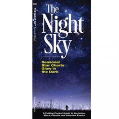 Night Sky Pocket Naturalist Guide