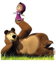 Masha And The Bear Russian Folk Tale Auto Design Tech Cartoon Wallpaper, Bear Wallpaper, Hd Ipad Wallpapers, Live Wallpapers, Bear Cartoon Images, Masha Et Mishka, Marsha And The Bear, Bear Clipart, Funny Bears