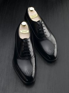 Perfect brogues
