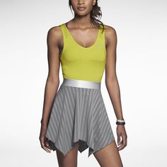Nike Novelty Knit Women's Tennis Dress. Nike Store.  $90