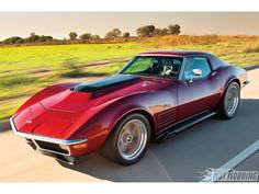 Gary Lackore's 1971 Chevy Corvette was not his first vette, but it was his first after a 21-year-hiatus of no performance cars.