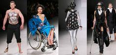 Modelli disabili per FTL Moda