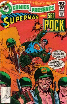 Sgt. Rock & Superman