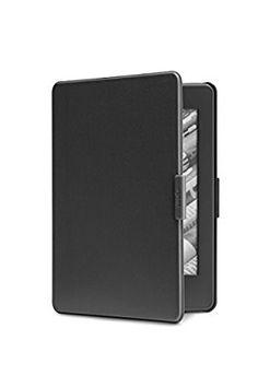Amazon - Funda protectora para Kindle Paperwhite, color negro - compatible con todas las generaciones de Kindle Paperwhite