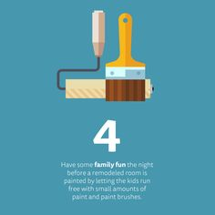 Getting your kids involved with your home improvement projects can be a great learning experience! Discover ways to teach them about the process.