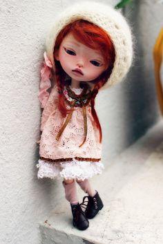 Amapola de Elena - Dim Trisha doll with face-up by me