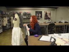 Soon to be #Fashion grad Callie Myers talks about her experience at Clary - #video