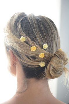 Embellished Bobby Pins - Cupcakes