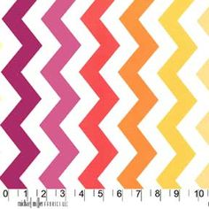 Sun Chic Chevron - Michael Miller  I will own this soon :)