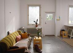 studio by Camilla Engman, via Flickr