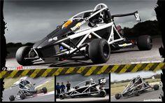 Hyper Pro Racer Superkart