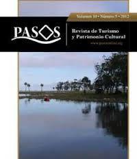 Pasos :  Revista de turismo y patrimonio cultural