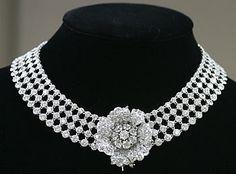 Exquisite Diamond Necklace