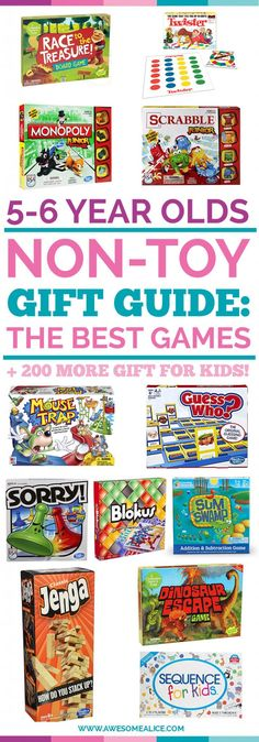 Fun Games Gift Guide For Kids   Kids Board Games   Perfect Christmas Gift For Kids   The Best Non-Toy Gift Guide   The Best Kids Games   Kids Christmas Gift Guide   The Best Children Gift Guide   Holiday Gifts For Kids   #giftguide #kids #games #boardgame