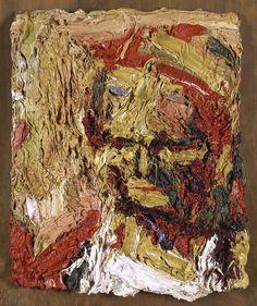 Frank Auerbach, 'Head of E.O.W. I' 1960