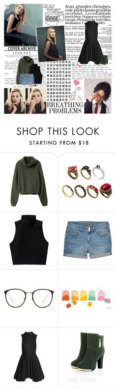 """""""'Cause I'm on fire but you keep on standing still, yeah I'm burning down but you keep on standing still [gth]"""" by elizabeth-kate ❤ liked on Polyvore featuring Olsen, ASOS, Talula, dELiA*s, Bela, Linda Farrow, H&M and bedroom"""