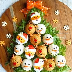 Bewitching Is Junk Food To Be Blamed Ideas. Unbelievable Is Junk Food To Be Blamed Ideas. Healthy Meals For Kids, Kids Meals, Bento Box Lunch For Kids, Japanese Food Sushi, Food Art For Kids, Sushi Recipes, Xmas Food, Christmas Goodies, Cute Food
