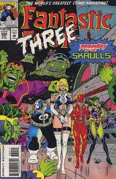 Marvel Fantastic Four comic issue 382 Comic Book Pages, Comic Book Covers, Comic Books Art, Comic Art, Fantastic Four Comics, Mister Fantastic, Marvel Characters, Marvel Heroes, Ms Marvel