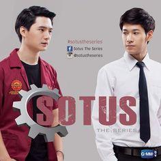 Sotus: The Series (Drama - Series Movies, Tv Series, Best Drama Movies, Drama 2016, Best Dramas, Thai Drama, Official Trailer, True Love, Movie Tv