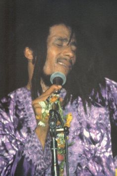 Bob Marley live at Madison Square Garden, New York, NY, USA, 1978, the Kaya Tour
