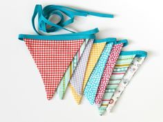 Banderolas decorativas para alegrar cualquier espacio. Pon colores en tu vida!