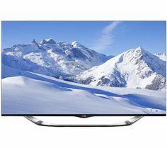 "60LA860W Smart 3D 60"" LED TV"