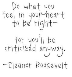 """RT @bethhill2829: """"@millerg6: A6. #satchatwc I live by this quote ---> """" Thank you for sharing this Greg! Love it.<yep"""