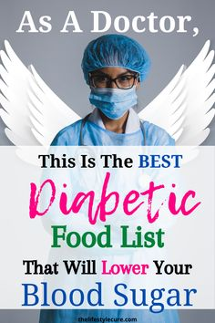 As a doctor, discussing diabetes is quite common. In fact, every other patient that would walk into the clinic was a Diabetic. Unfortunately, it has become an epidemic in the world and is mostly to due to our eating habits. Diabetic Food List, Diabetic Breakfast Recipes, Diabetic Tips, Diabetic Meal Plan, Diabetic Smoothies, Type 2 Diabetes Treatment, Diabetes Information, Cure Diabetes Naturally, Diabetes Care