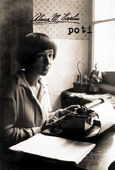 Alma Karlin Slovenian traveller, poet, writer, journalist, polyglot, collector