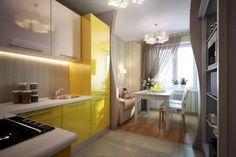 кухня-гостиная 13 метров: 8 тыс изображений найдено в Яндекс.Картинках
